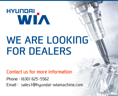WE ARE LOOKING FOR DEALERS, Contact for more information, Phone : (630) 625-5562, Email : sales1@hyundai-wiamachine.com